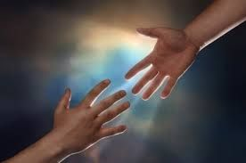 Image result for two hands reaching for each other