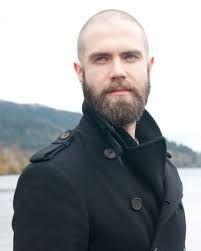 Resultado de imagen para calvos con barba