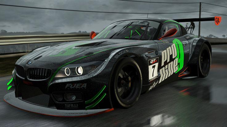 BMW Z4 GT Ultra HD 4K Wallpapers