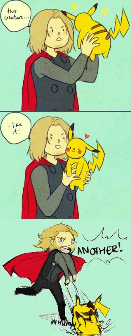 This Pokemon, I like it, ANOTHER! | Team Pwnicorn