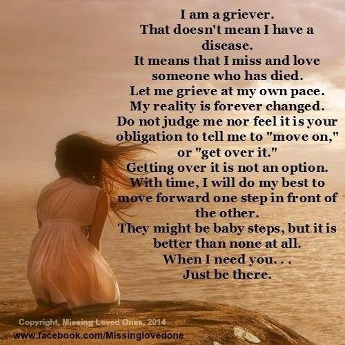 Missing You Grief Quotes. QuotesGram