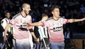 Doblete de Dybala ante el Udinese para que la Juventus siga...  Doblete de Dybala ante el Udinese para que la Juventus siga subiendo  Tag Duro:  Fútbol  Agencia DyN  Cómo está la Joya! El delantero cordobés Paulo Dybala mantuvo este domingo su gran nivel en el Calcio italiano y marcó un doblete en la goleada de Juventus ante Udinese de visitante por 4 a 0 en la continuidad de la vigésima fecha.  El exjugador de Instituto abrió la cuenta de tiro libre y después metió el tercero de penal para…