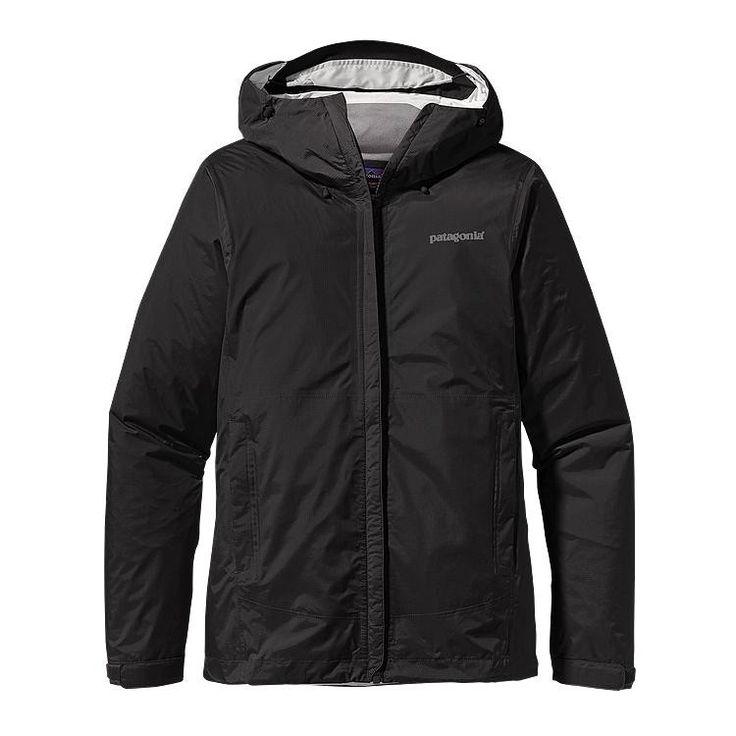 Patagonia Women's Torrentshell Jacket 83806 Black