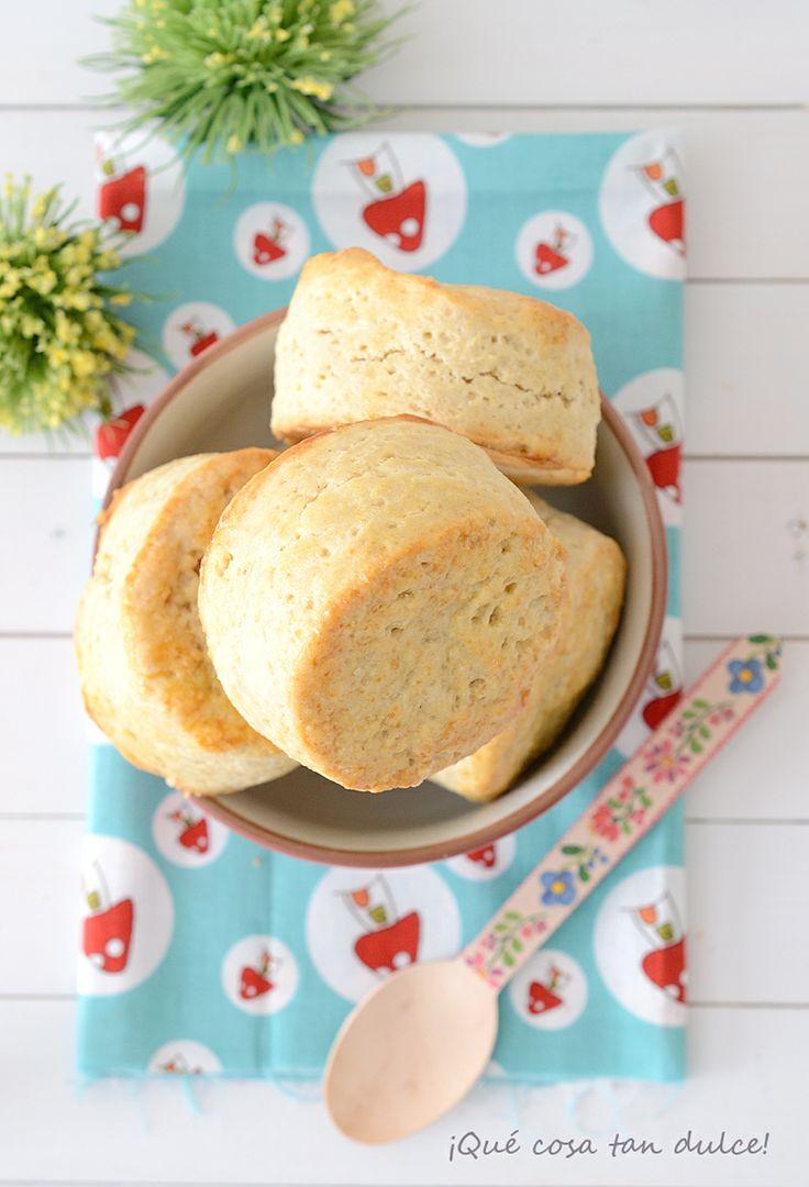 Receta de scones caseros - Cocinar con niños - Recetas - Charhadas.com