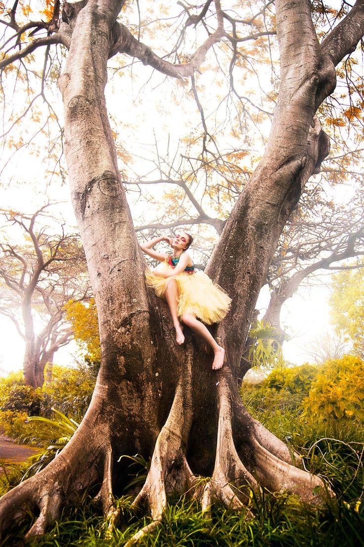 Le Jardin Secret by Katriena Emmanuel for f.Art
