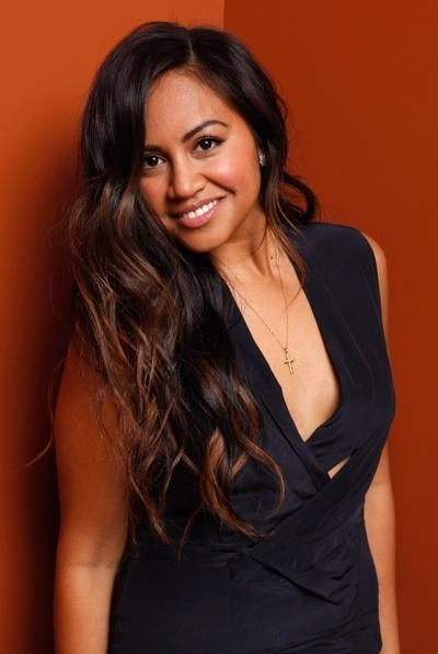Australian singer and actress Jessica Mauboy
