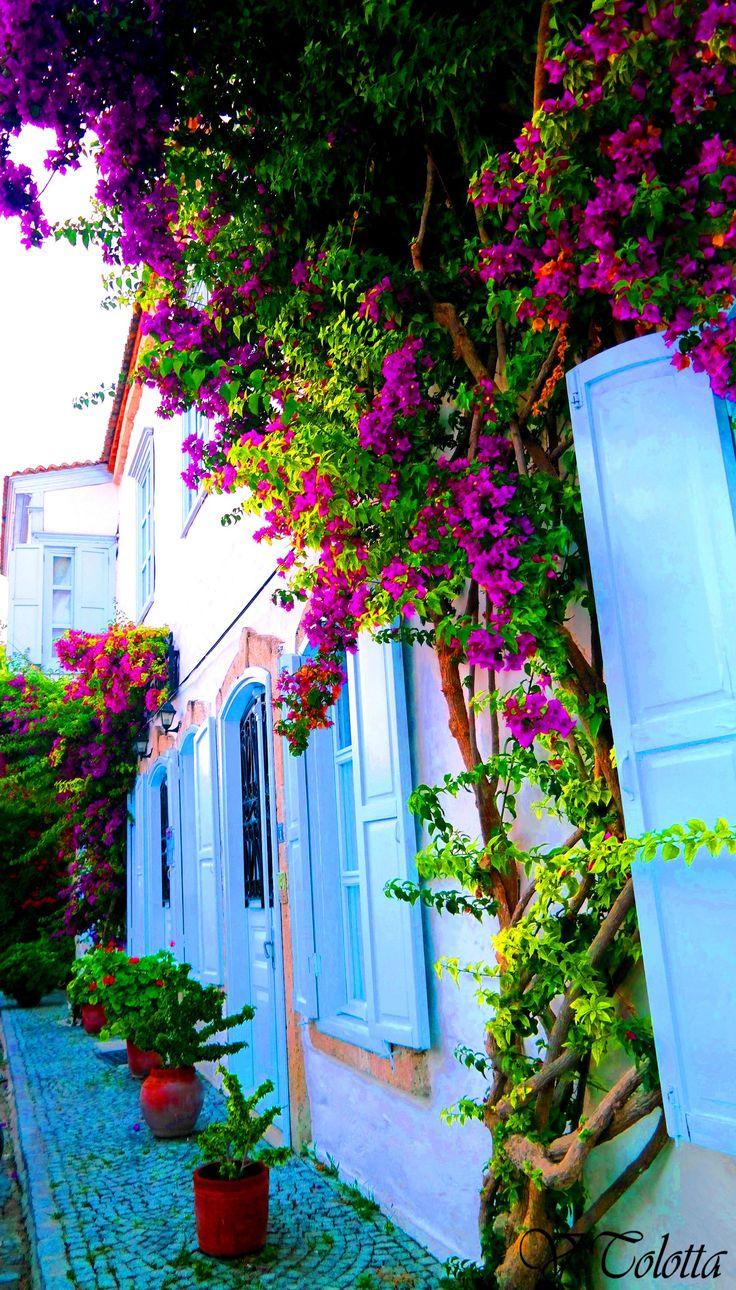 Alacati, Izmir, Turkey