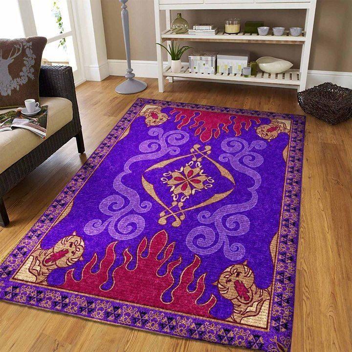 Disney Aladdin S Magic Carpet Area Rug Movie Floor Decor 1910141 In 2020 Carpets Area Rugs Aladdin Magic Carpet Rugs On Carpet