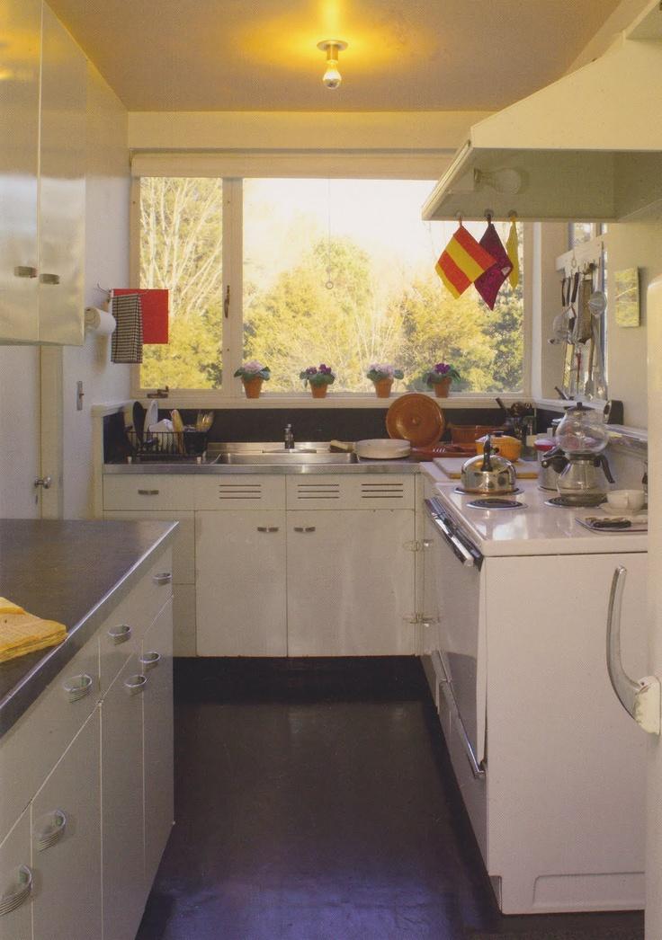 The Gropius House kitchen 13 best Walter