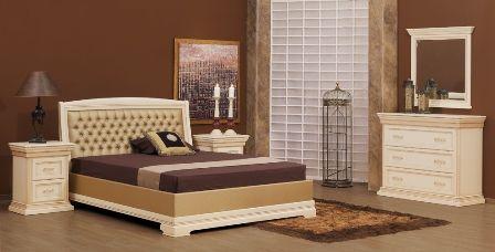 Casa Ampia - κάμαρα Σαπφώ πατίνα - κρεβάτι,κομοδίνα,τουαλέτα,καθρεπτη- bedroom-έπιπλα-διακόσμηση κρεβατοκάμαρας