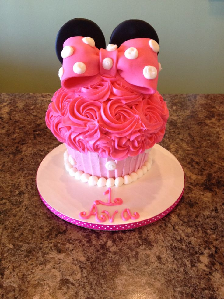 Minnie Mouse Cake Icing Cafe St Louis Mo