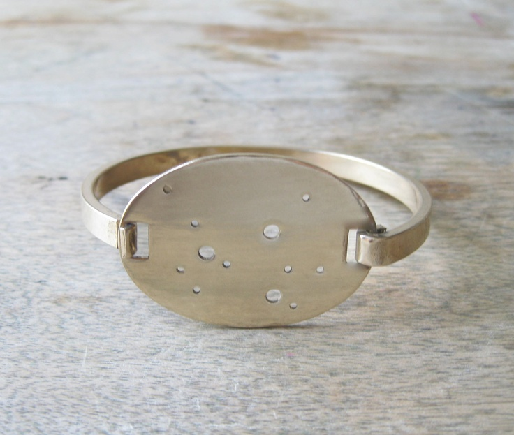 Sagittarius Constellation Ring - Love almost everything in the shop.  (They even have an Aries constellation:))