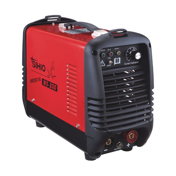 Hot sell 50/60HZ DC SAVE 20% China Widely Used Portable Tig 200P ACDC Welding Machine Aluminum Welder