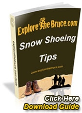 Easy to follow Snowshoe guide for Ontario.  Have some fun this winter!