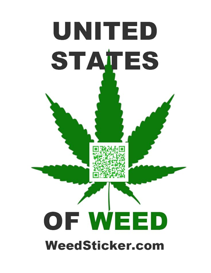 Checkout Weed Sticker's Kickstarter Campaign! https://www.kickstarter.com/projects/kimbert/weed-stickers-first-production-of-t-shirts-and-sti
