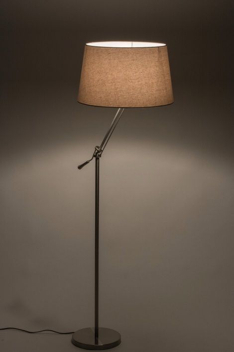 Vloerlamp 30687: Modern, Eigentijds Klassiek, Landelijk, Rustiek