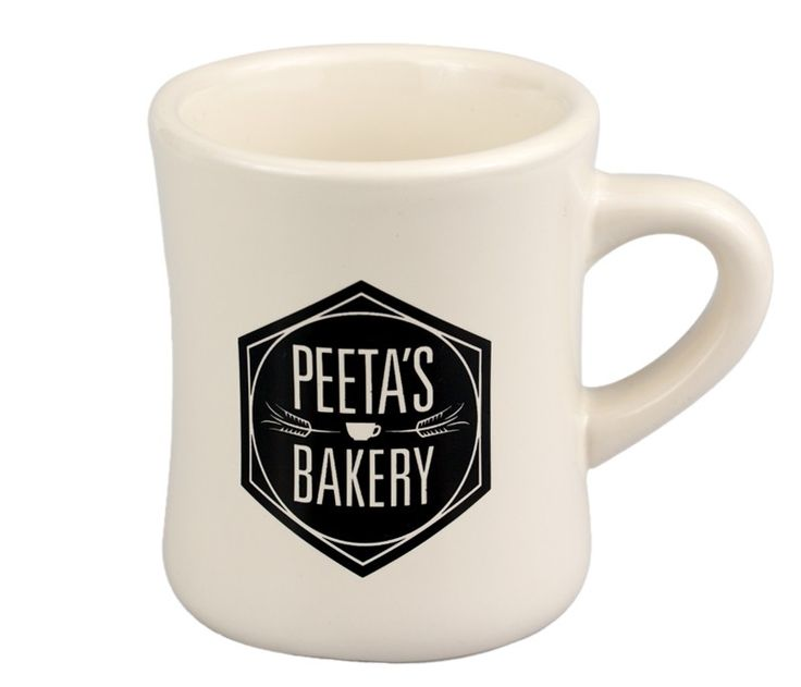 Online Store | Peeta's Bakery Diner Mug - Peeta's Bakery - Collections The Hunger Games: The Exhibition