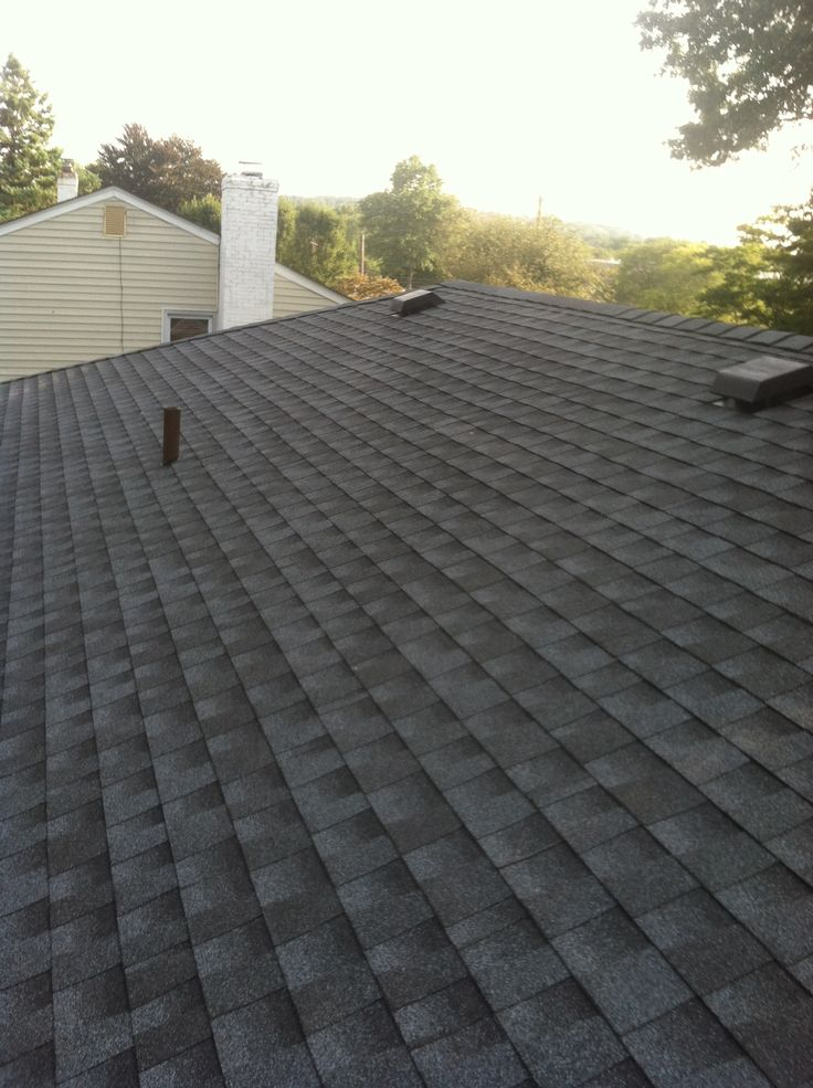 Gaf 30 Yr Timberline Installed By Nill Contracting All Hand Nailed!  Www.nillcontracting. Roof RepairAsphalt RoofLong IslandProtecting ...