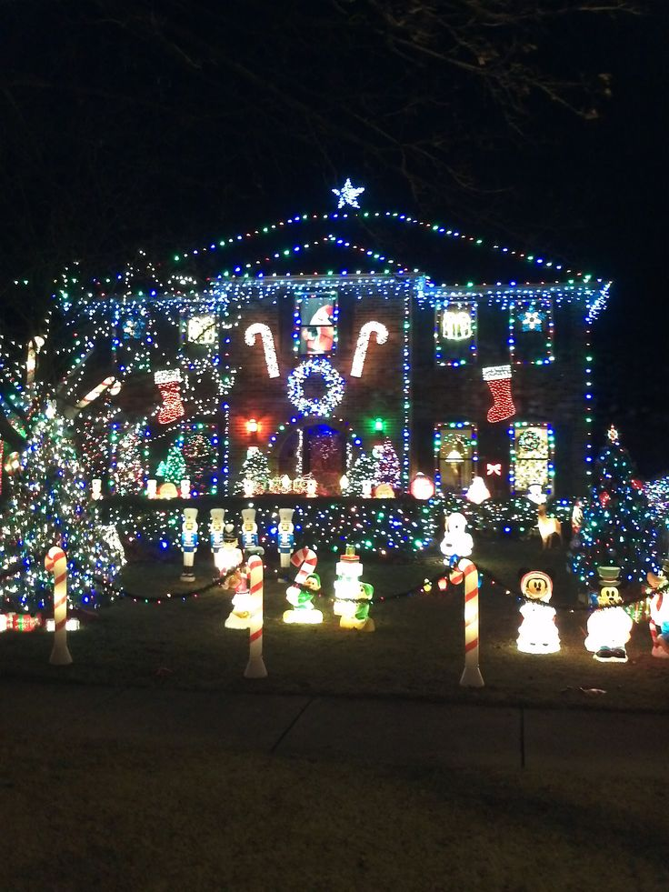 crazy christmas lights in naperville 810 best