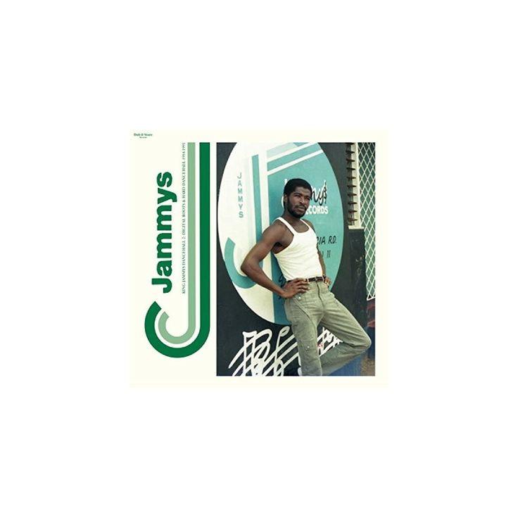 King Jammys Dancehall 2: Digital Roots Hard & Var - King Jammys Dancehall 2: Digital Roots Hard / Var