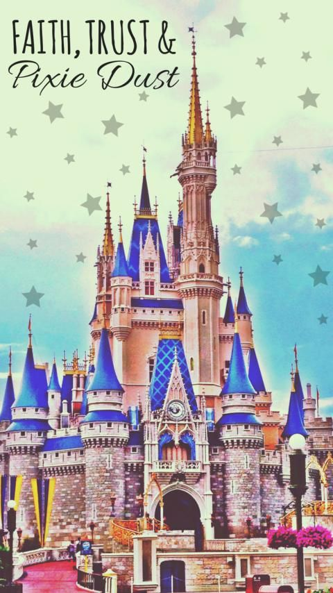 Disney Castle Wallpaper Iphone New Wallpapers