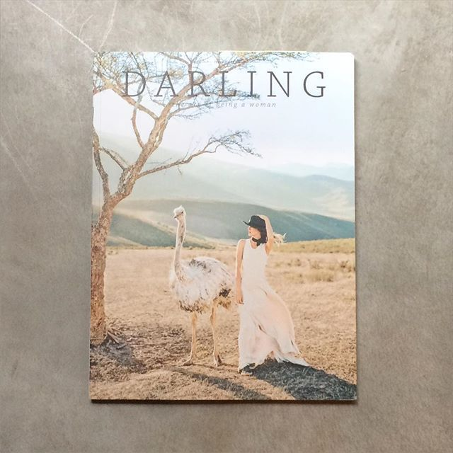 As a woman, I have to say this is one of my favorites. No women have been retouched in this issue, yet the aesthetic and design of every page shows you a natural beauty that's worth leaving intact.  @darling, the art of being a woman. Editor in chief | Sarah Dubbledam.  #indiemags #photography #print #publishing #coffeetablemags