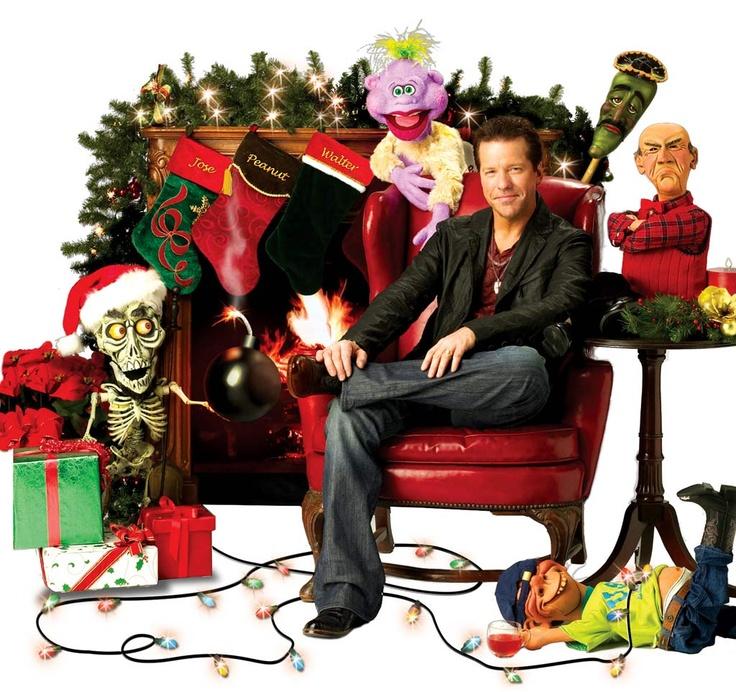 Jeff Dunhams very special christmas special