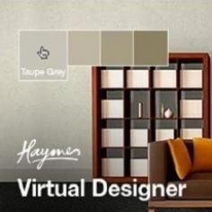 Haymes Virtual Designer and project scrapbook + paint calculator for Online