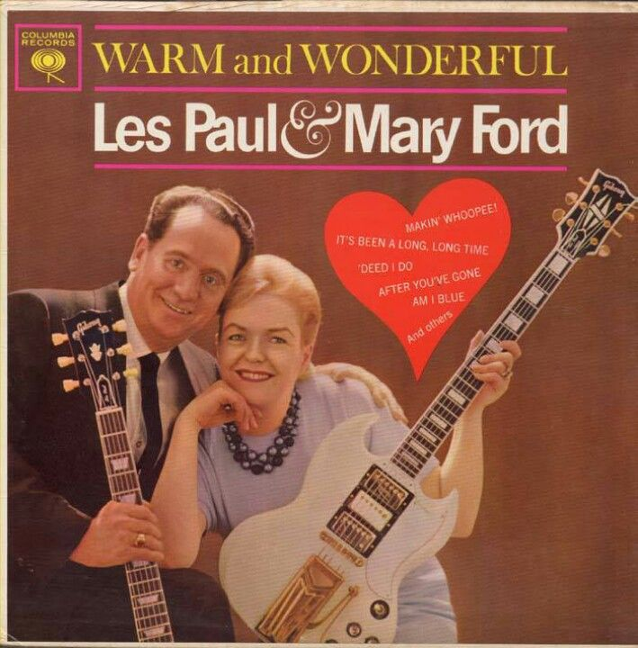 les paul and mary ford les paul discography pinterest. Cars Review. Best American Auto & Cars Review