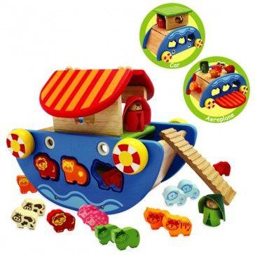 I'm Toy Noah's 3 in 1 Ark