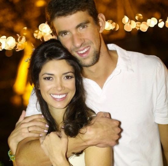 Chatter Busy: Michael Phelps Engaged To Nicole Johnson