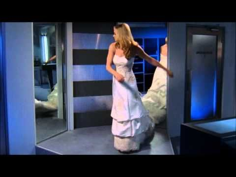 Chuck vs The First Bank Of Evil : The wedding dress - YouTube