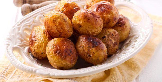 Piccole Ricette – Patate novelle alla paprica