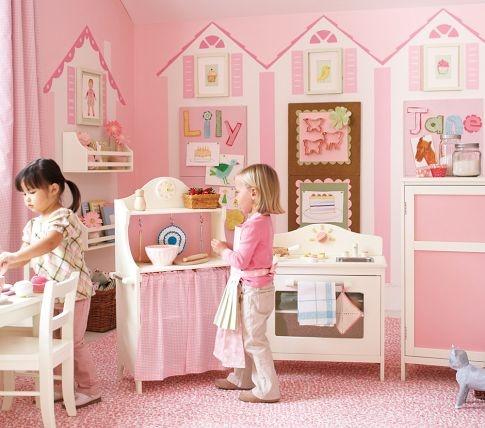 Pottery Barn Kids Kitchen Set Little Girl Room Pinterest