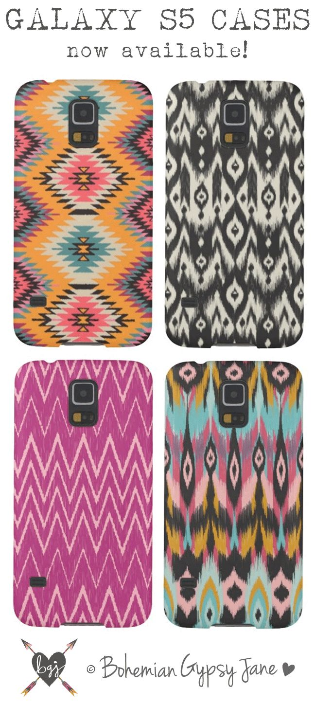 New Samsung Galaxy S5 Cases!