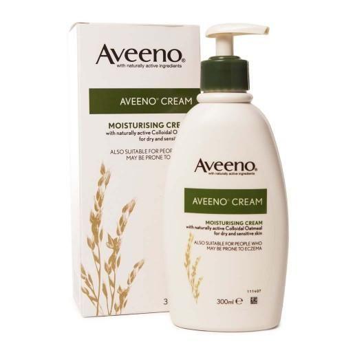 Aveeno Moisturising Cream - 500ml