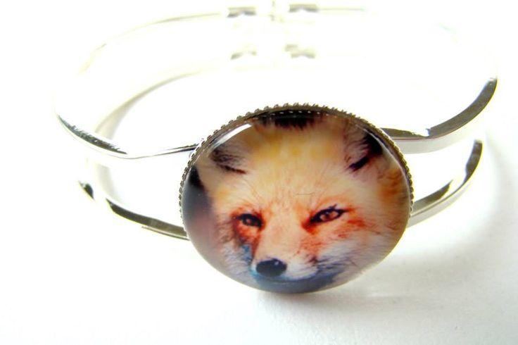 Vossen armband via www.pinka.nl