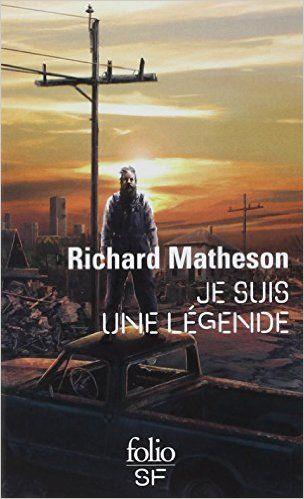Je Suis Une Légende de Richard Matheson, retrouvez ma chronique sur mon blog!