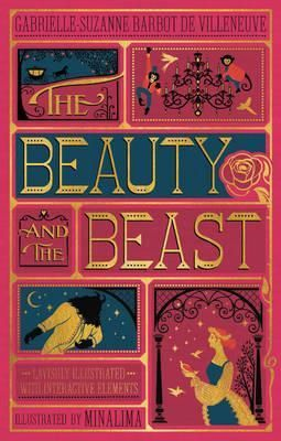 The Beauty and the Beast af Gabrielle-Suzanna Barbot de Villenueve (156,40)
