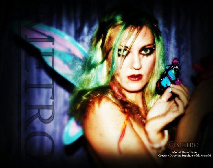 Emo Fairy Model Selina Jade