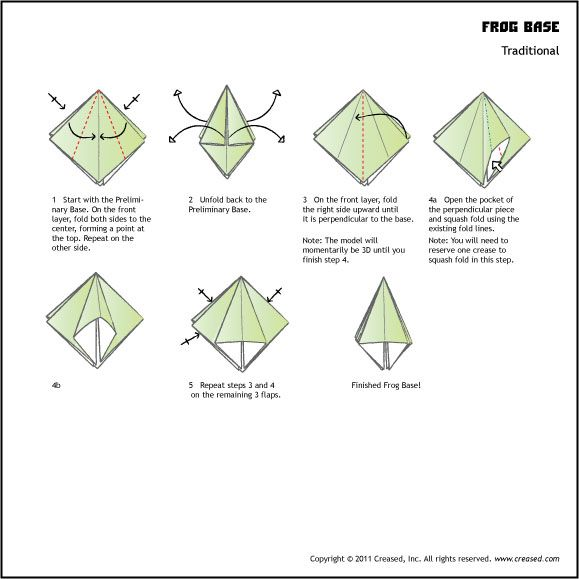 16 best bases do origami images on pinterest origami