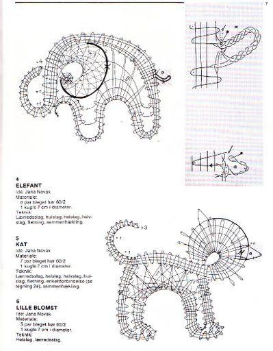 animales bolillos - Marina Feijoo - Webové albumy programu Picasa