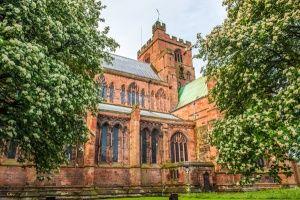 Carlisle Cathedral Carlisle, Cumbria