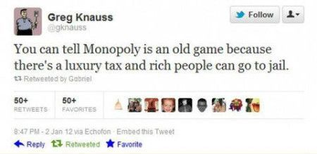 Funny Memes - [You Can Tell Monopoly Is An Old Game Because]