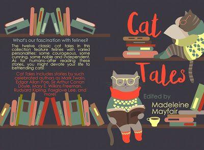 #Cats #Read #Mysteries: Butterball Reviews #Cat Tales: http://catsreadmysteries.blogspot.ca/2016/12/butterball-reviews-cat-tales-twelve.html