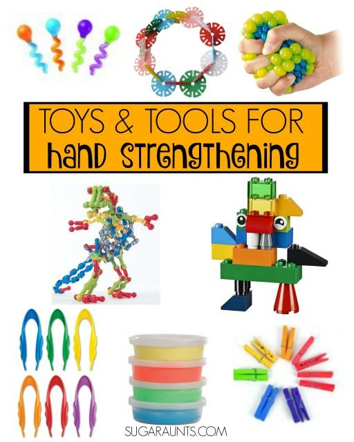 Toys For Stroke Recovery : Best images about hand therapy on pinterest physical