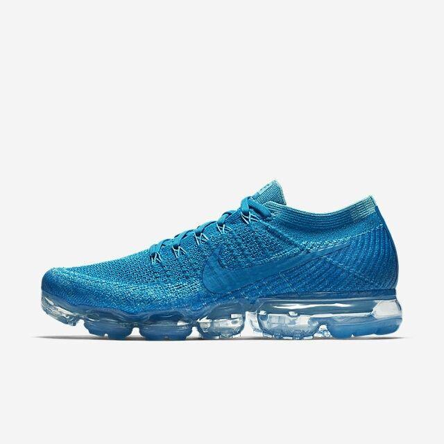 Nike Air VaporMax Flyknit - Blue Orbit/Glacier Blue/Gamma Blue/Blue Orbit