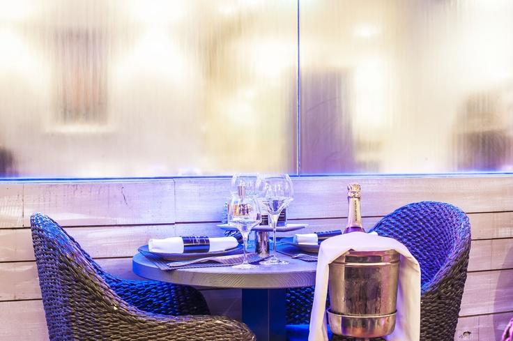 Un diner en amoureux au Bar à huitres Ternes ...