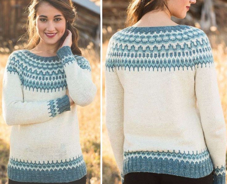 83 best Knitting - Fair Isle images on Pinterest | Knitting ...