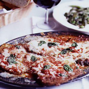 Eggplant Parmesan saveur
